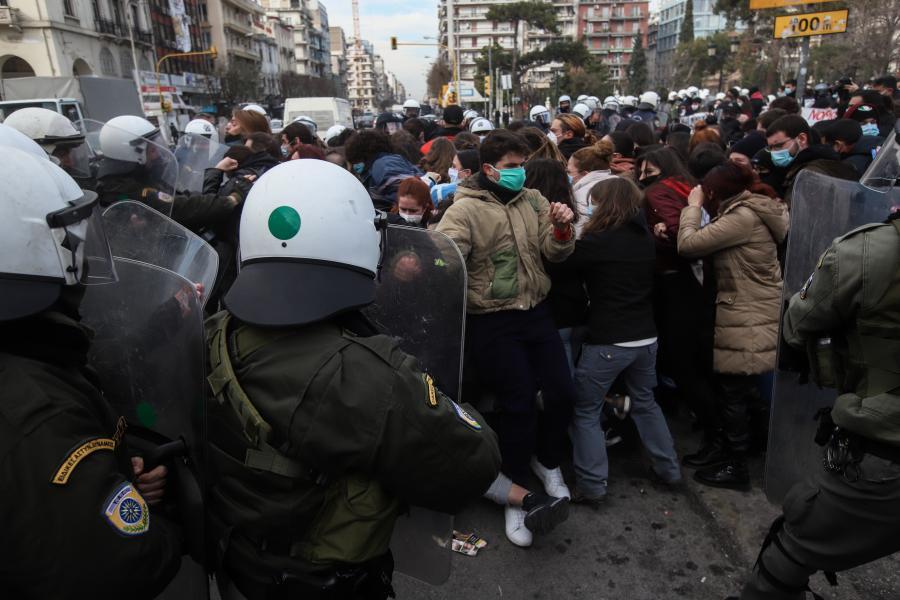θεσσαλονικη αστυνομια
