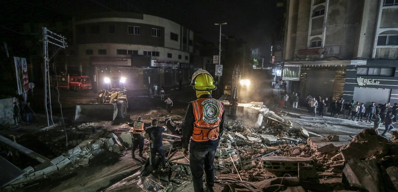 Λωρίδα της Γάζας / 26 Παλαιστίνιοι έχασαν τη ζωή τους σήμερα   Αυγή